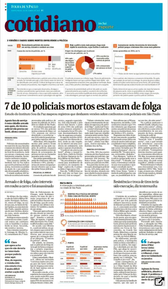 Folha de SP - Cotidiano